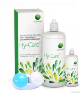 Cooper Vision Hy Care Płyn do soczewek 360ml +60