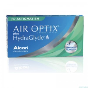 Air Optix Plus HydraGlyde for Astigmatism 6szt/opak