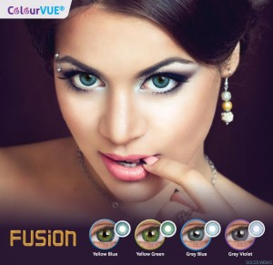 ColourVue Fusion Colors 2szt/opak