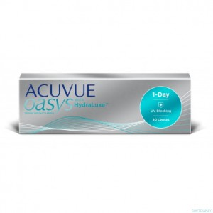 ACUVUE 1-DAY OASYS HYDRALUXE 30 SZT +Promocja Rossmann