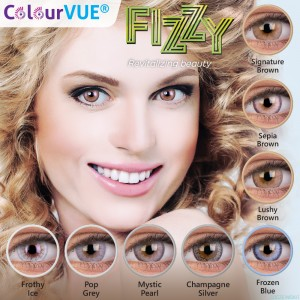ColourVue Fizzy - 2szt/opak