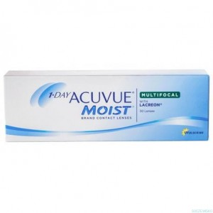Acuvue 1-Day Moist MULTIFOCAL 30 szt