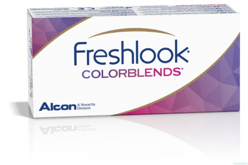 ALCON FRESHLOOK COLORBLENDS 2 szt