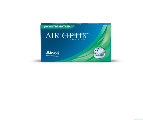 ALCON AIR OPTIX Aqua for ASTIGMATISM 3 szt