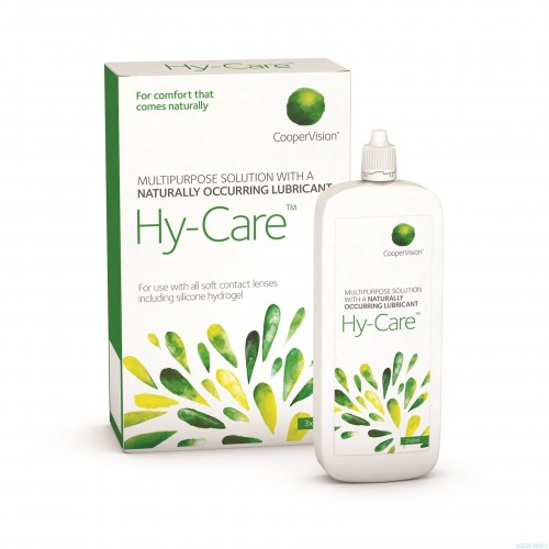 Cooper Vision Hy Care Płyn do soczewek 3x250 ml
