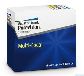 PureVision Multifocal 6 szt